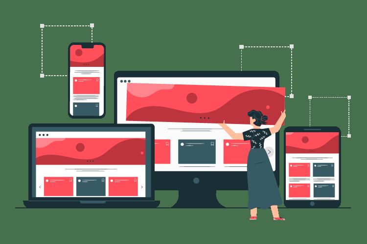 Responsives Design für Visitenkarte im Web – Vorteile