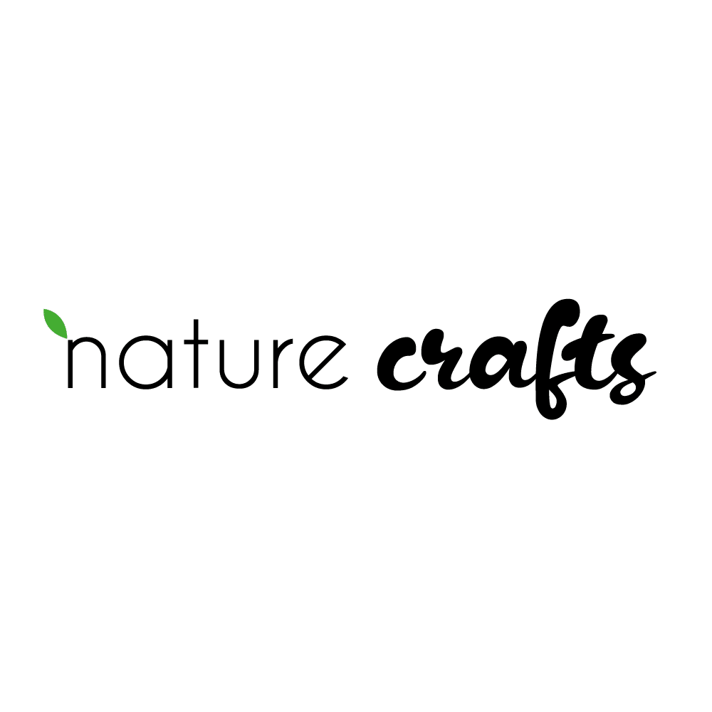 Logo nature crafts groß